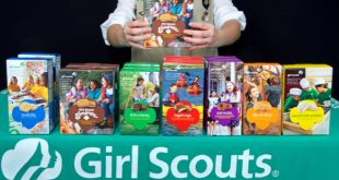 Girl Scout's announce new cookie for 2021!